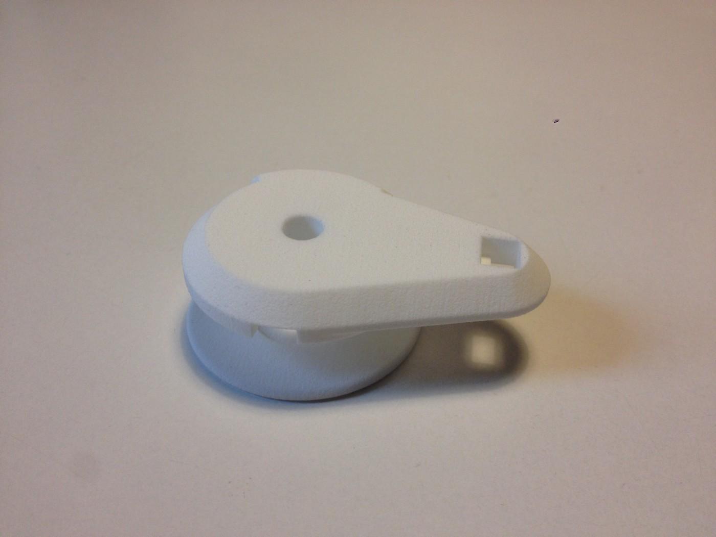 Formando 3D print realisatie - ontwerp en prototype van beschermplaatje