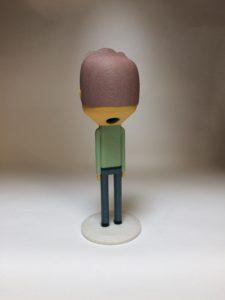 3D print mascotte Innovatiesteunpunt_Formando