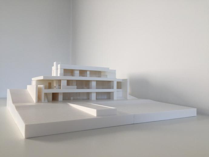 3D Woning model